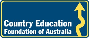 Sponsor of Country Education Foundation of Australia