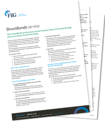 Custodial services factsheet PDF download