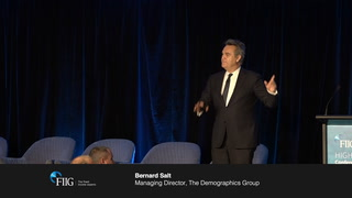 Australian Economic Trends - Bernard Salt
