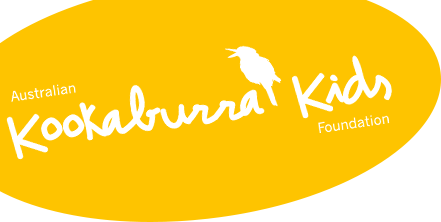 Sponsor of Australian Kookaburra Kids Foundation
