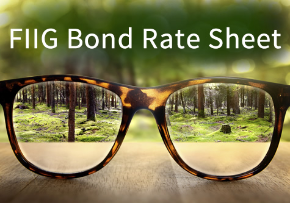 Bond ratesheet