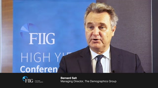 Global Mega Trends - Bernard Salt