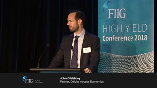 Insights from the Deloitte Corporate Bond Report - John O'Mahony