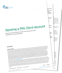 Opening a FIIG client account - PDF download