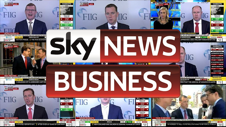 Sky Business - Market Day