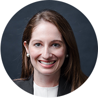 Jessica Rusit, Associate Director - Investment Strategy Group