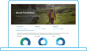 View our sample bond portfolios