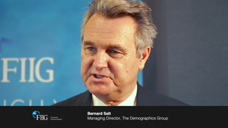 Entrepreneurship in Australia - Bernard Salt
